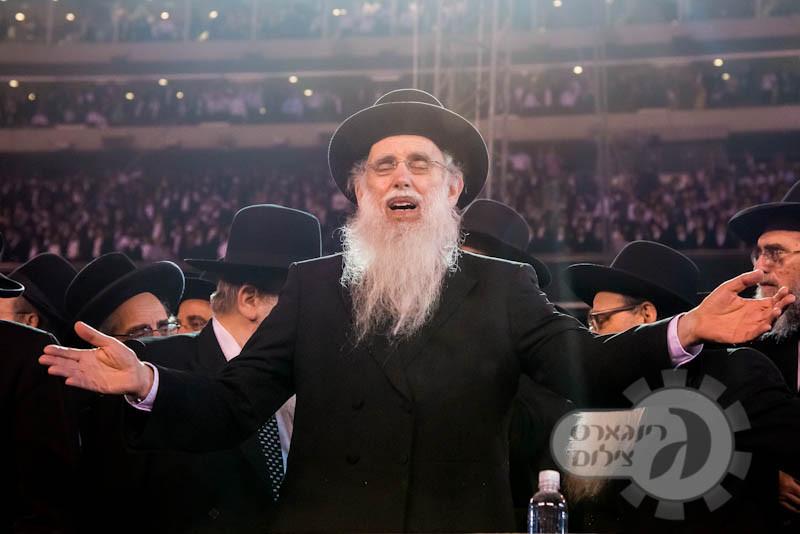 Rabbi Aharon Feldman, Rosh Hayeshiva of Yeshivas Ner Yisroel in Baltimore